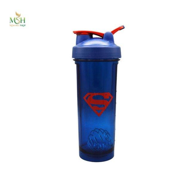 شیکر ورزشی یک تیکه SuperHero مدل سوپرمن Plus