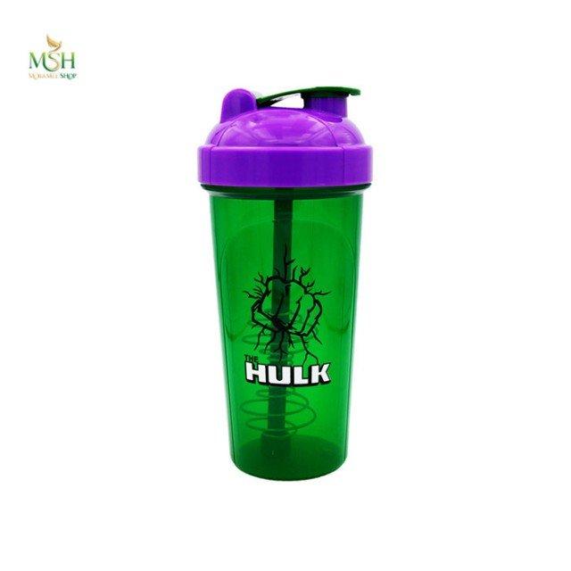 شیکر یک تیکه سوپر هیرو مدل Hulk-OD