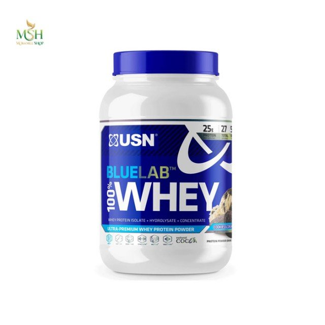 پروتئین وی بلولب یو اس ان | usn blue lab 100 whey protein