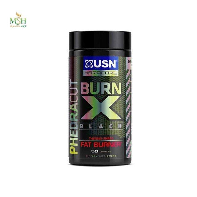 بورن ایکس بلک یو اس ان   USN Burn X Black
