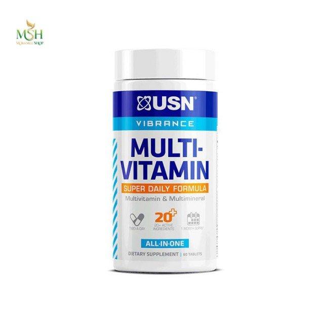 مولتی ویتامین ویبرانس یو اس ان | USN Vibrance Multivitamin