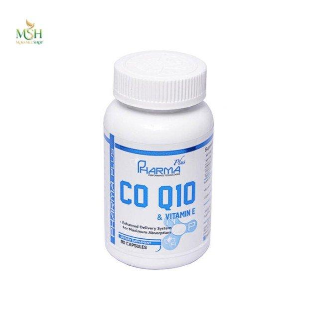کوآنزیم کیوتن فارما پلاس   Pharma Plus Co Q10 And Vitamin E