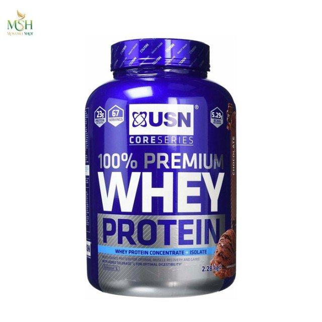 پروتئین وی پرمیوم یو اس ان | USN Premium Whey Protein