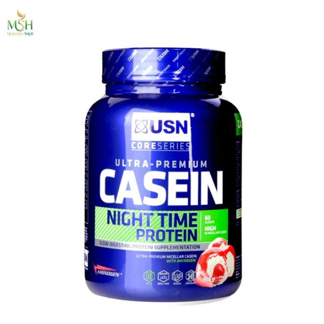 پروتئین کازئین یو اس ان | USN Ultra-Premium Casein Night Time Protein
