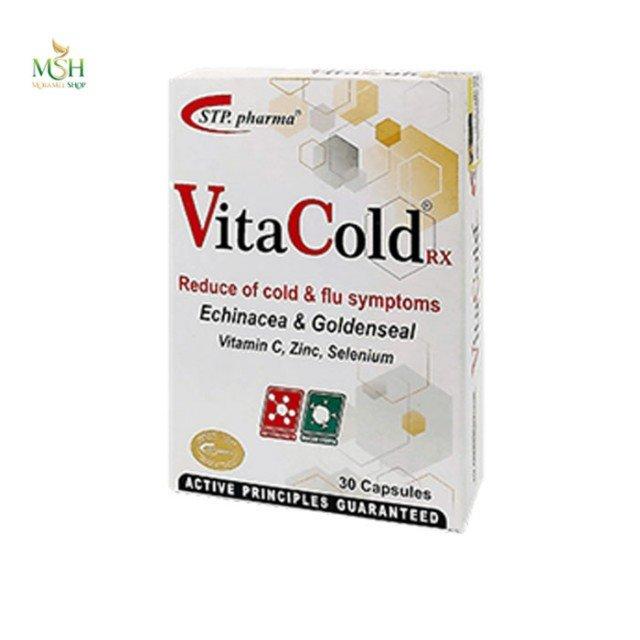ویتا کلد آرایکس اس تی پی فارما | STP Pharma Vita Cold RX