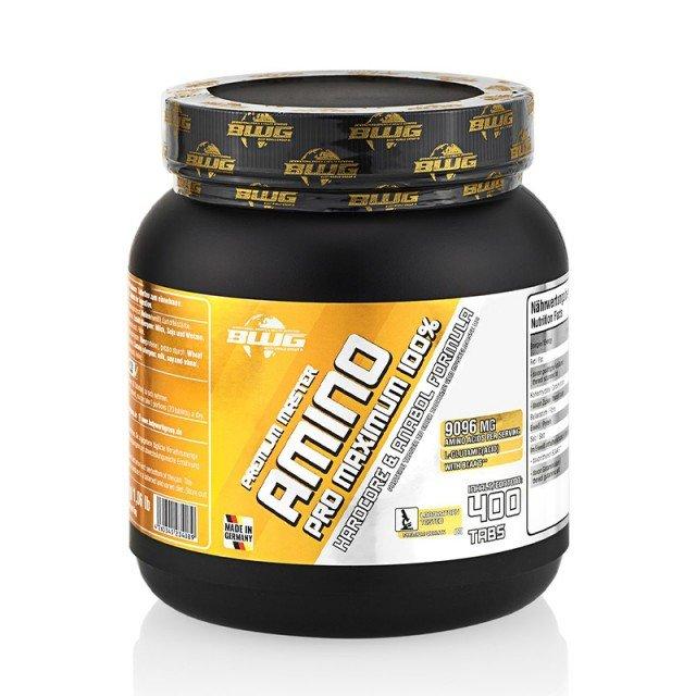 آمینو پرو ماکزیمم بادی ورلد گروپ  | BWG Premium Master Amino Pro Maximum 100%