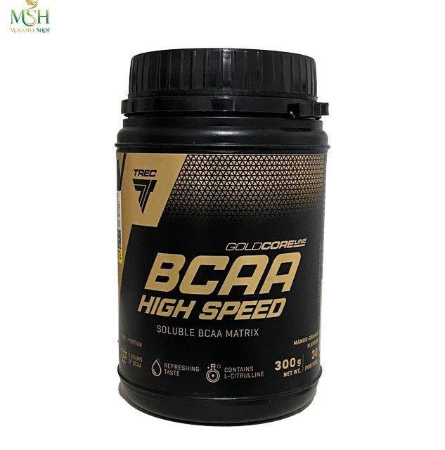 بی سی ای ای های اسپید ترک نوتریشن | Trec Nutrition Gold Core BCAA High Speed