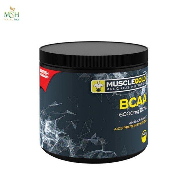 بی سی ای ای 6000 ماسل گلد | MuscleGold BCAA 6000