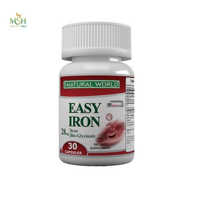 ایزی آیرون نچرال وورد | Natural World Easy Iron