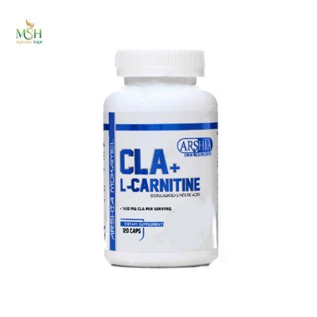 سی ال ای و ال کارنیتین عرشیا | Arshia CLA Plus L Carnitine