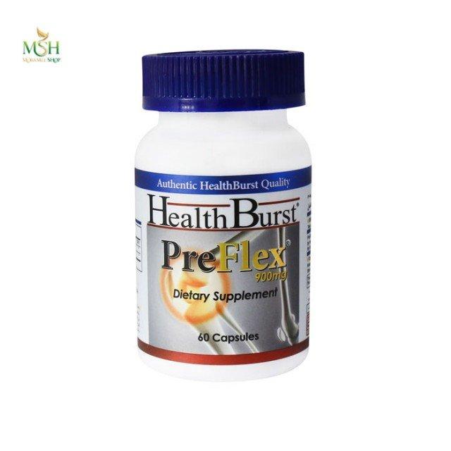 پریفلکس هلث برست | Health Burst PreFlex