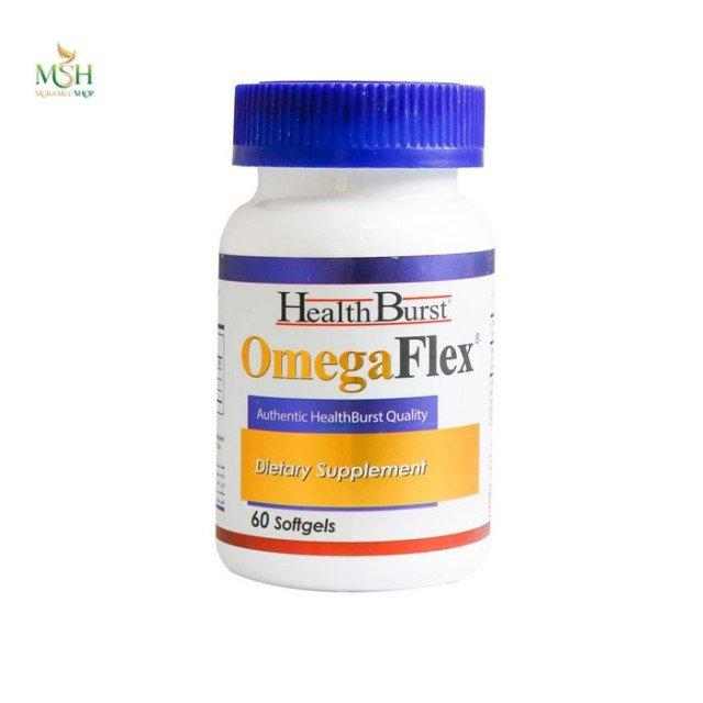 امگا فلکس هلث برست | Health Burst Omega Flex