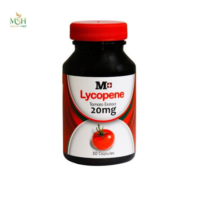 لیکوپن ام پلاس | M plus Lycopene