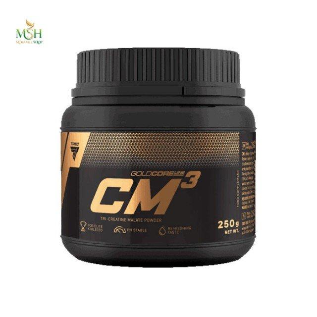 کراتین سی ام 3 ترک نوتریشن | Trec Nutrition Gold Core CM3