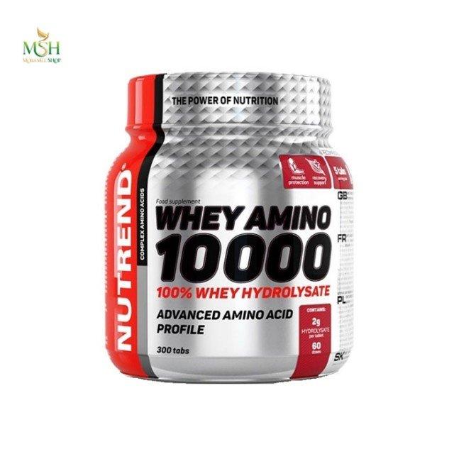 آمینو وی 10000 ناترند | Nutrend Whey Amino 10000