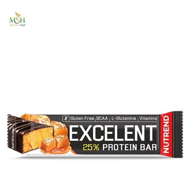 پروتئین بار اکسلنت ناترند | Nutrend Excelent Protein Bar