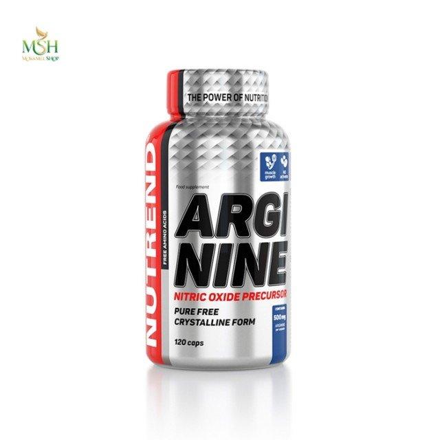 ال آرژنین 500mg ناترند | Nutrend L-Arginine