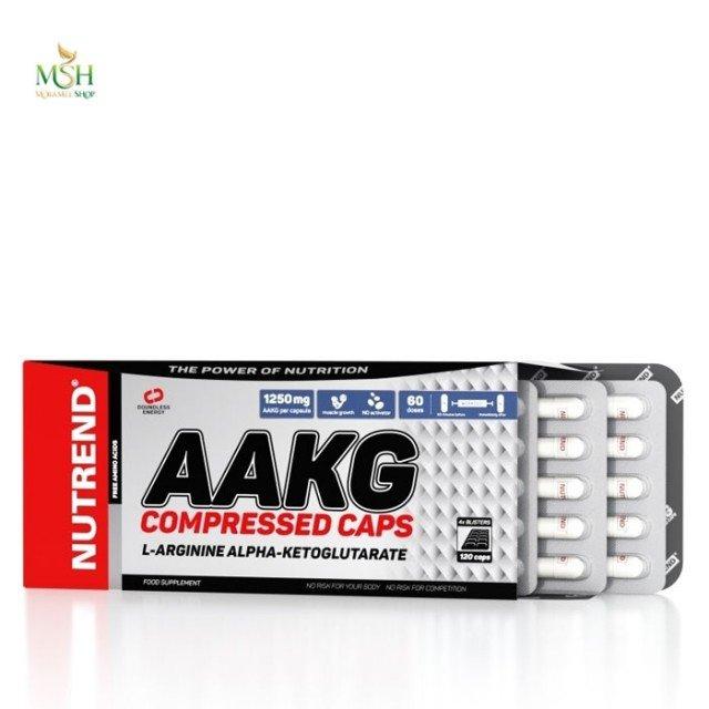آرژنین حرفه ای (AAKG) ناترند | Nutrend Aakg