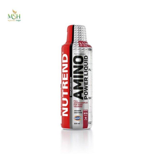 آمینو پاور مایع ناترند | Nutrend Amino Power Liquid