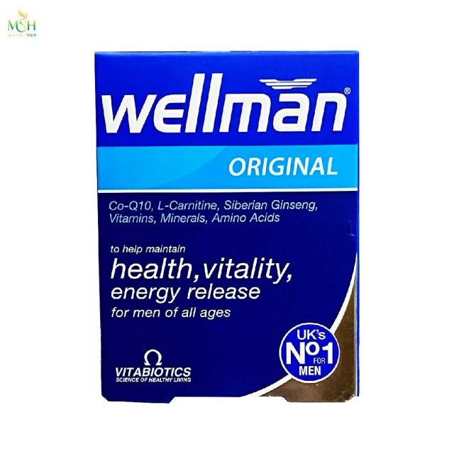 ول من اوریجینال ویتابیوتیکس | Vitabiotics Well Man Original