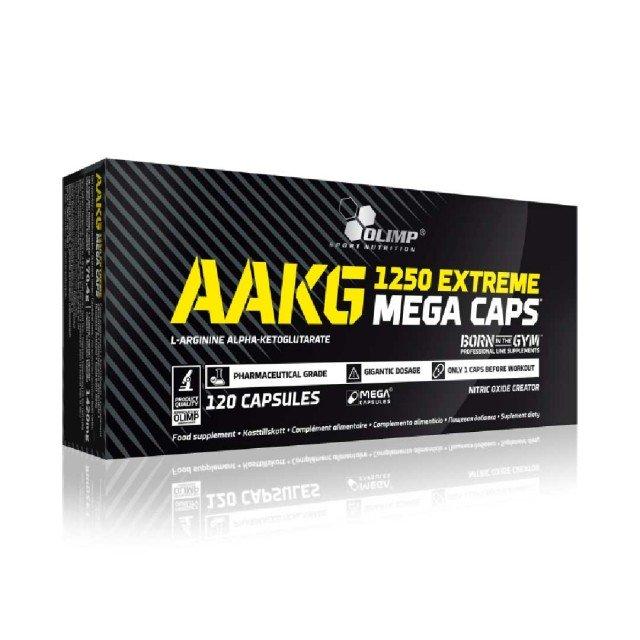 ای ای کی جی الیمپ   Olimp AAKG Extreme Mega Caps