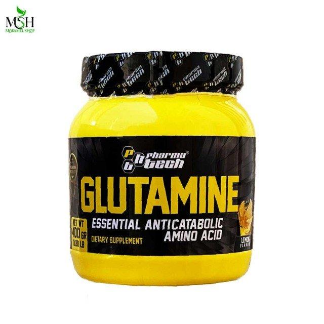 گلوتامین طعم دار 400 گرمی فارماتک