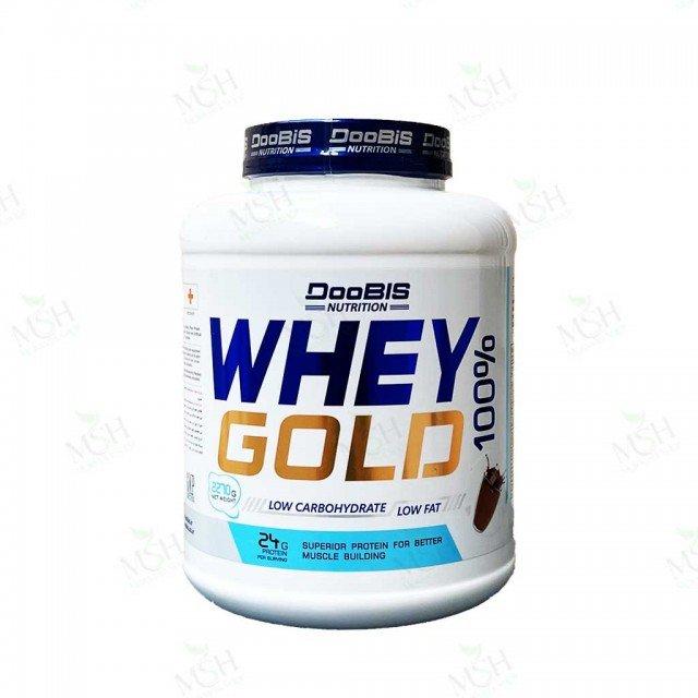 پروتئین وی گلد  100% دوبیس | Doobis Whey Gold Protein 100%
