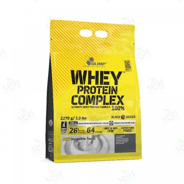 پروتئین وی 100% کمپلکس الیمپ |  Olimp Whey Protein Complex