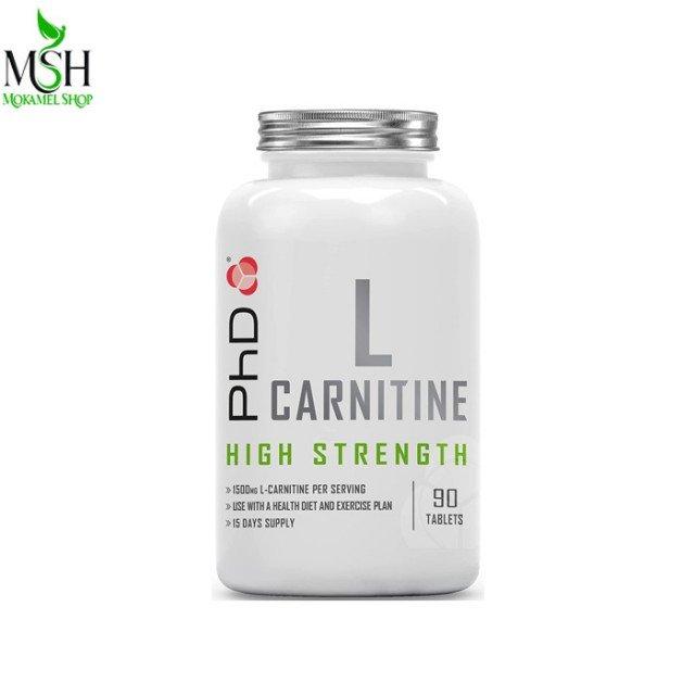 ال کارنیتین پی اچ دی | PhD L Carnitine
