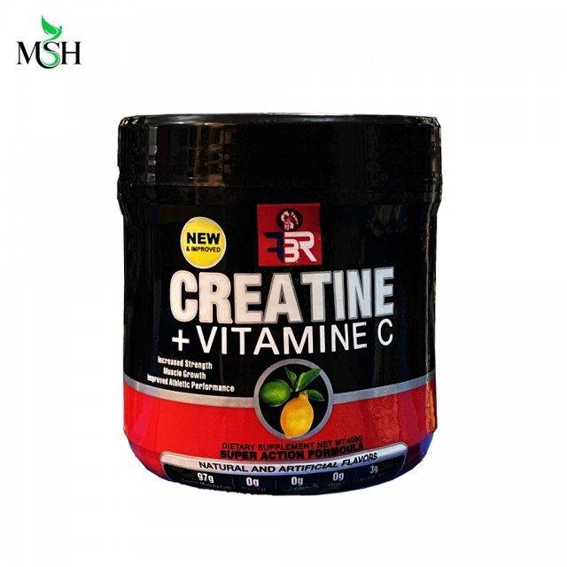 کراتین+ویتامین ث اف بی آر