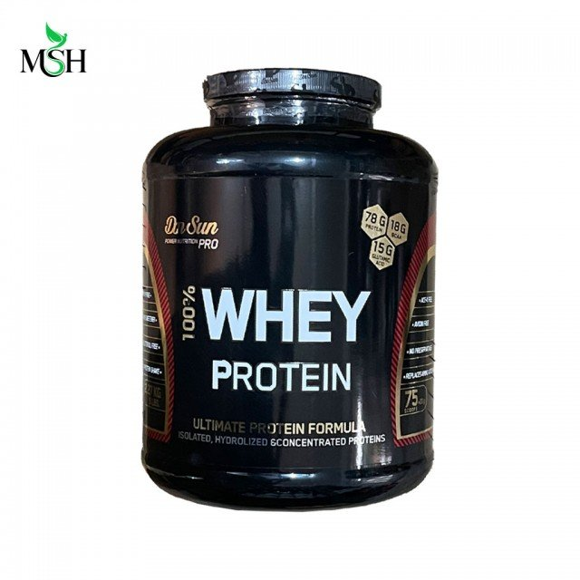 پروتئین وی دکتر سان | DR SUN Whey Protein