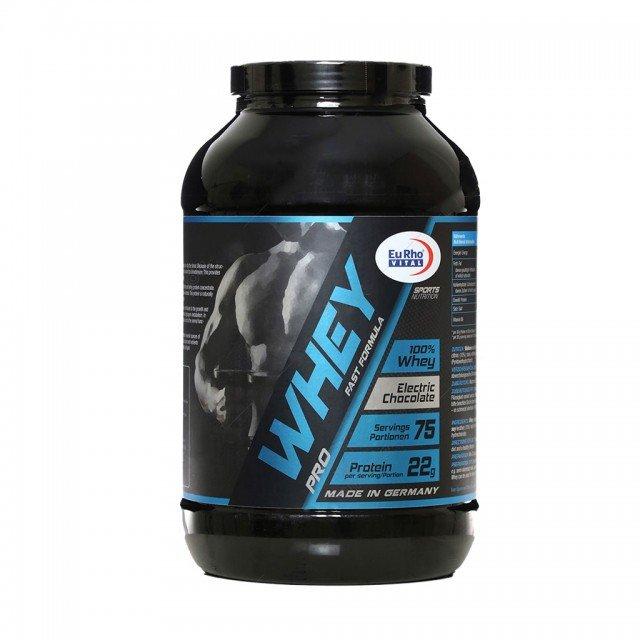 پروتئین وی یوروویتال - 2250 گرم
