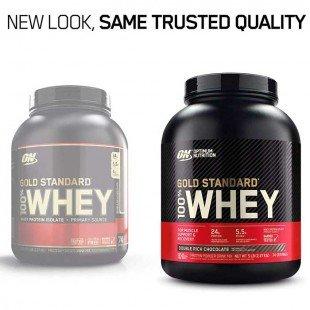 پروتئین وی گلد استاندارد | Whey Protein Gold Standard