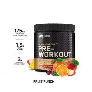 گلد استاندارد پری ورک اوت اپتیموم | OPTIMUM NUTRITION GOLD STANDARD Pre-Workout