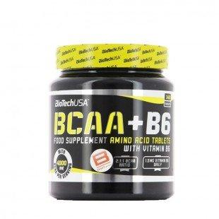 بی سی ای ای+B6 بایوتک | BIOTECH USA  BCAA + B6