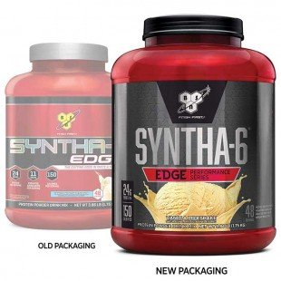 پروتئین وی سینتا 6 اج بی اس ان 4 پوندی | BSN Protein Syntha-6 EDGE