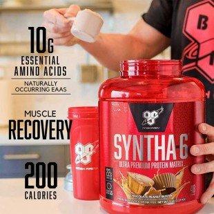 پروتئین وی سینتا 6 بی اس ان 5 پوندی | BSN WHEY Protein Syntha-6