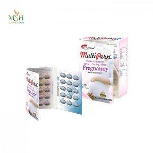 مولتی پرن آرایکس اس تی پی فارما   STP Pharma Multi pern Rx Pregnancy