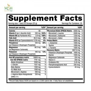 آمینو اکسپرس سایتک | Scitec Nutrition Ami-NO Xpress