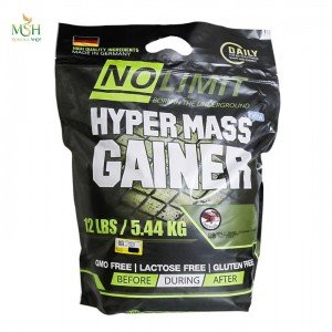 هایپر مس گینر نولیمیت | NOLIMIT Hyper Mass Gainer
