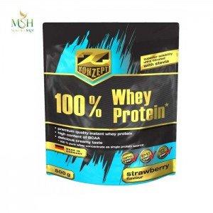 پروتئین وی 100% زد کانزپت