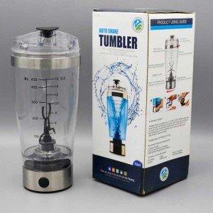 شیکر برقی یک تیکه مدل TUMBLER