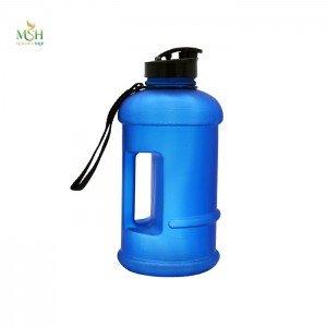 بطری آب ساده مات