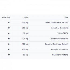 فاکتورهای غذایی محصول