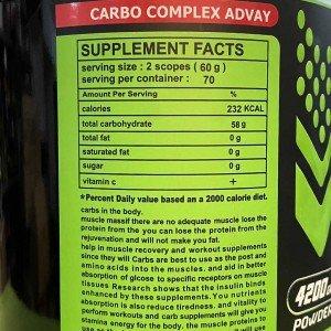 کربو کمپلکس ادوای | Advay Carbo Complex