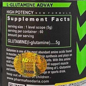 ال گلوتامین ادوای | Advay L Glutamine
