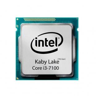 پردازنده مرکزی اینتل مدل Core i3-7100 سری Kaby Lake