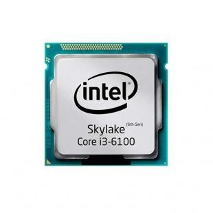 پردازنده مرکزی اینتل مدل Core i3-6100 سری Skylake(تری)