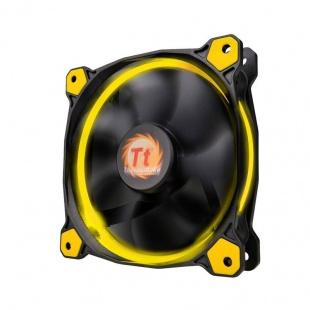 فن کیس ترمالتیک مدل Riing 14 با LED زرد