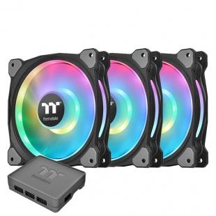 بسته 3 تایی فن کیس ترمالتیک مدل Riing 14 RGB